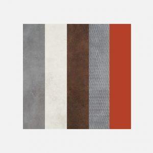 Metaliczna industrialna paleta