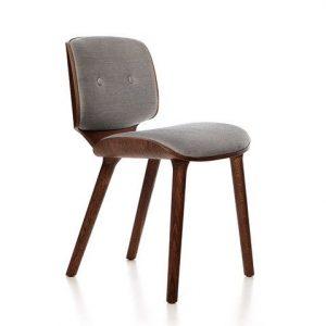 Krzesło w stylu retro vintage