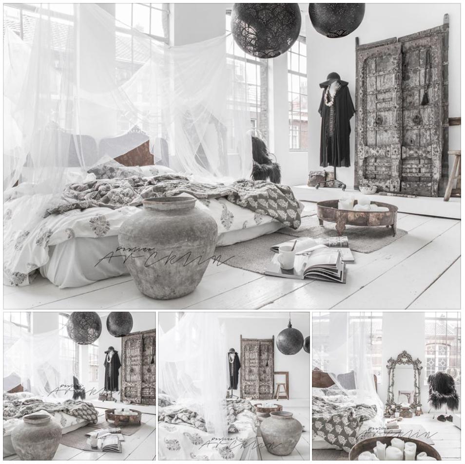 Sypialnia Paulina Arcklin