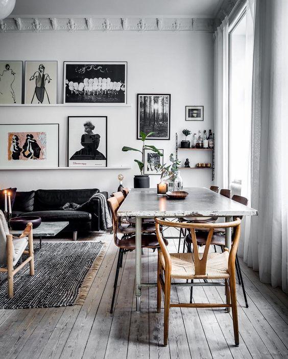 Aranżacja mieszkania w stylu skandynawskim