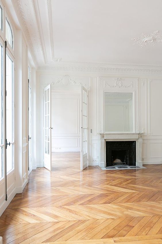 Dekoracje styl francuski