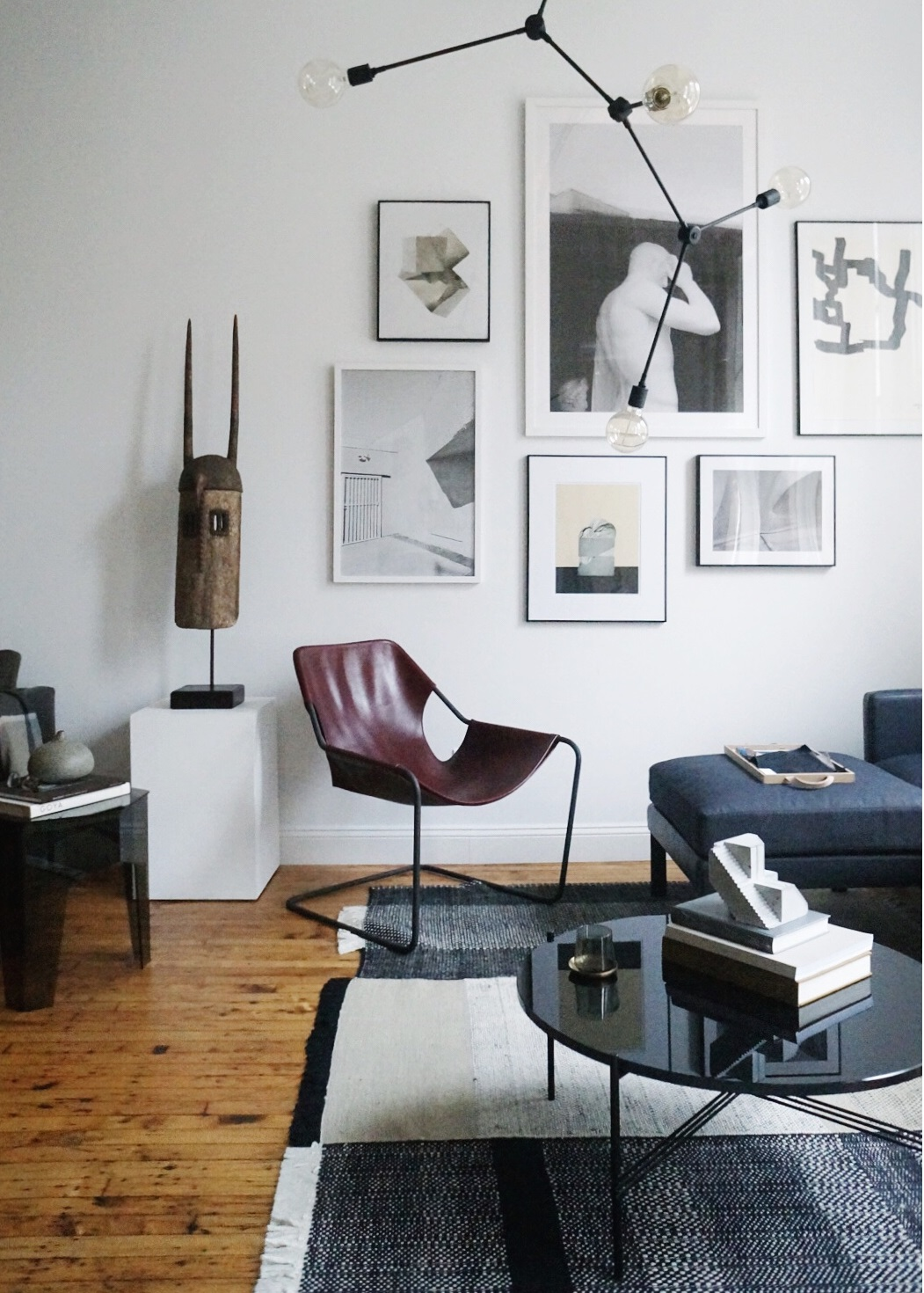 Duńskie krzesło safari