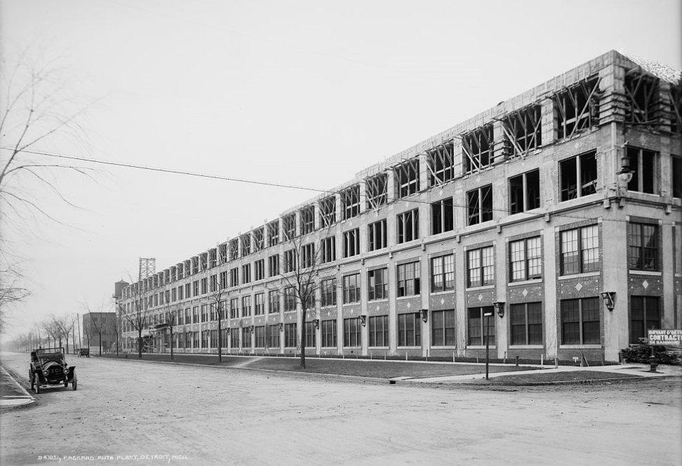 Zakład produkcji samochodów Albert Kahn