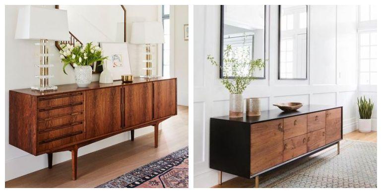 Komoda w stylu modernistycznym vs komoda w stylu współczesnym