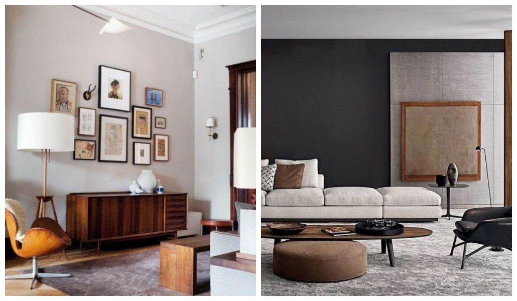 Różnice styl współczesny i nowoczesny
