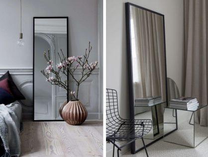 Jak optycznie powiększyć przestrzeń - rola lustra