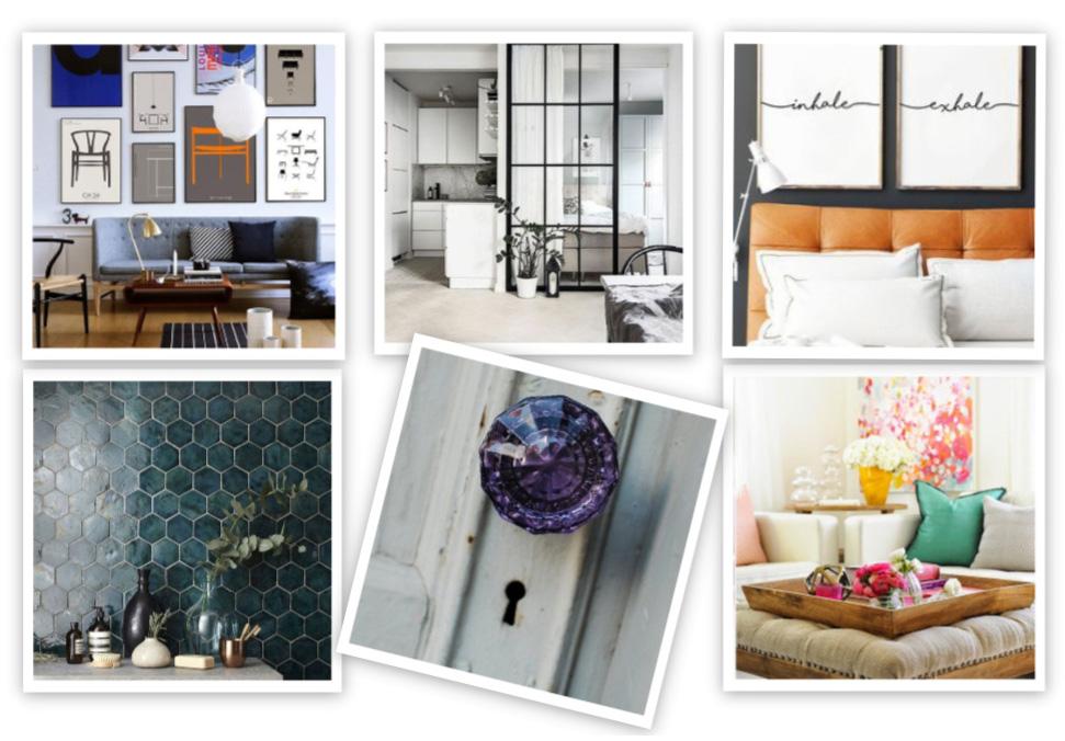 Eklektyczne mieszkania
