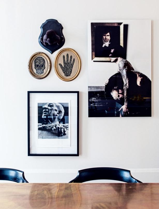 Czarno białe obrazy i grafiki na ścianie