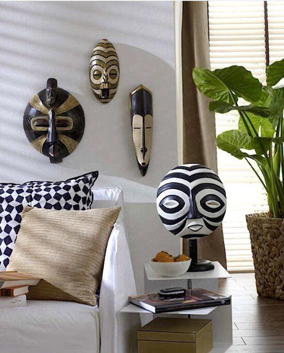 Jak urządzić pokój w stylu afrykańskim