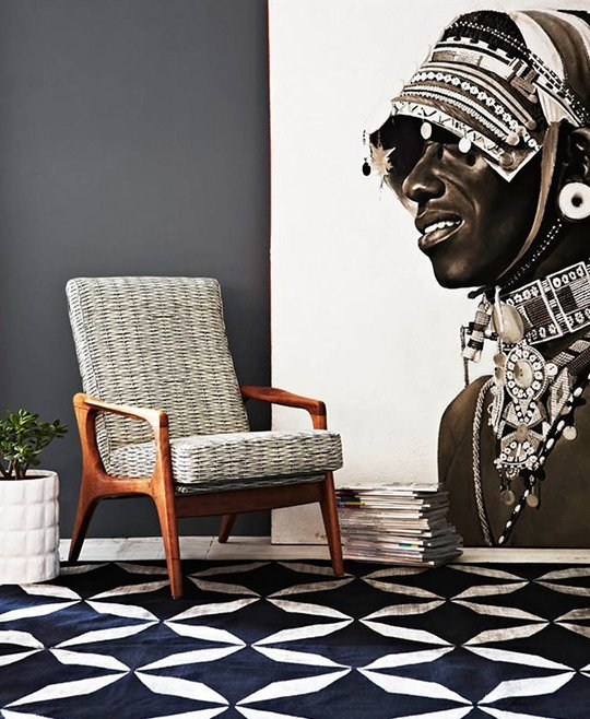 Obrazy w stylu afrykańskim