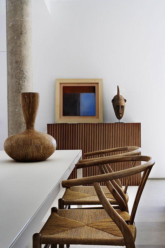 Krzesło afrykańskie