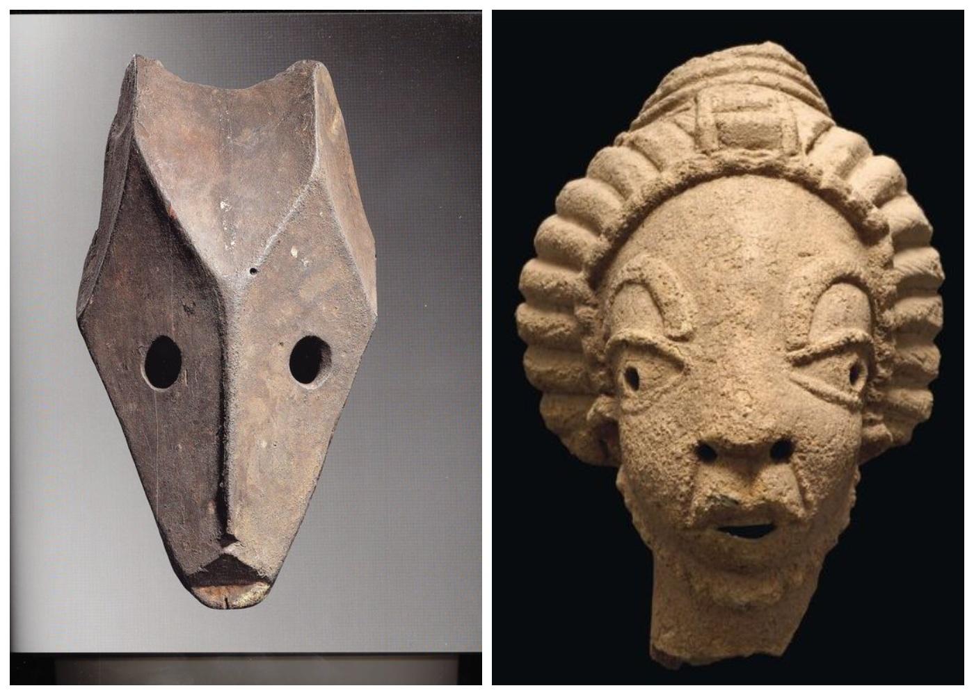 Figurki dekoracyjne Nigeria