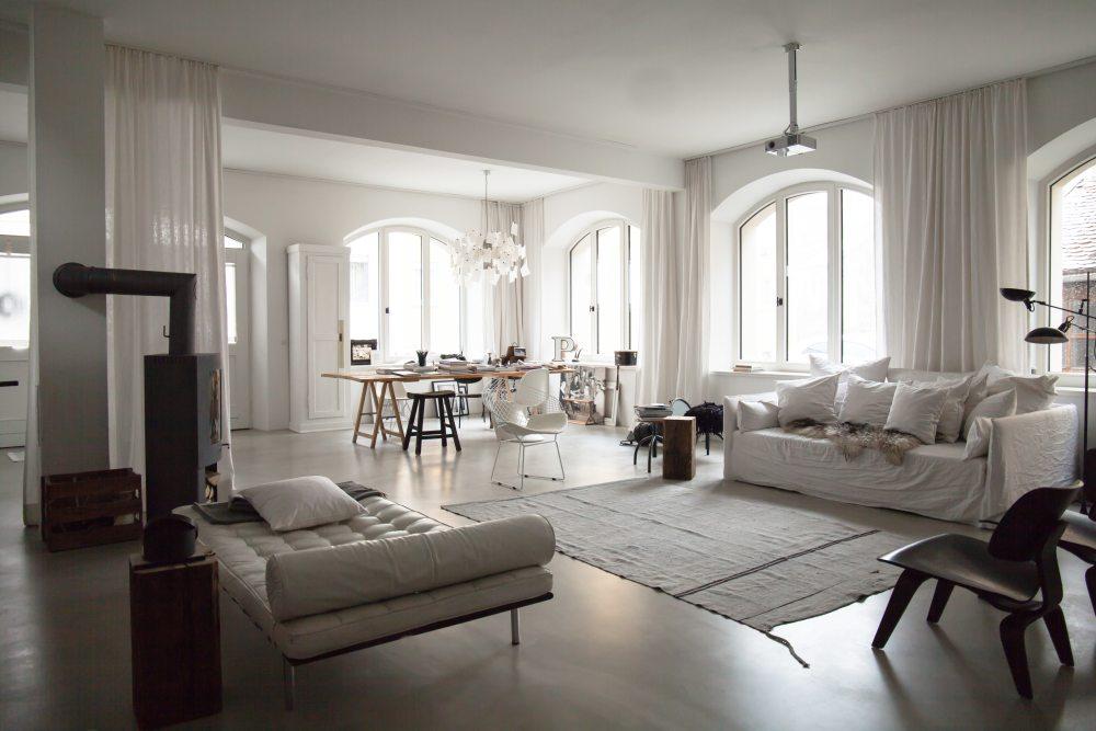 Styl industrialny w mieszkaniu