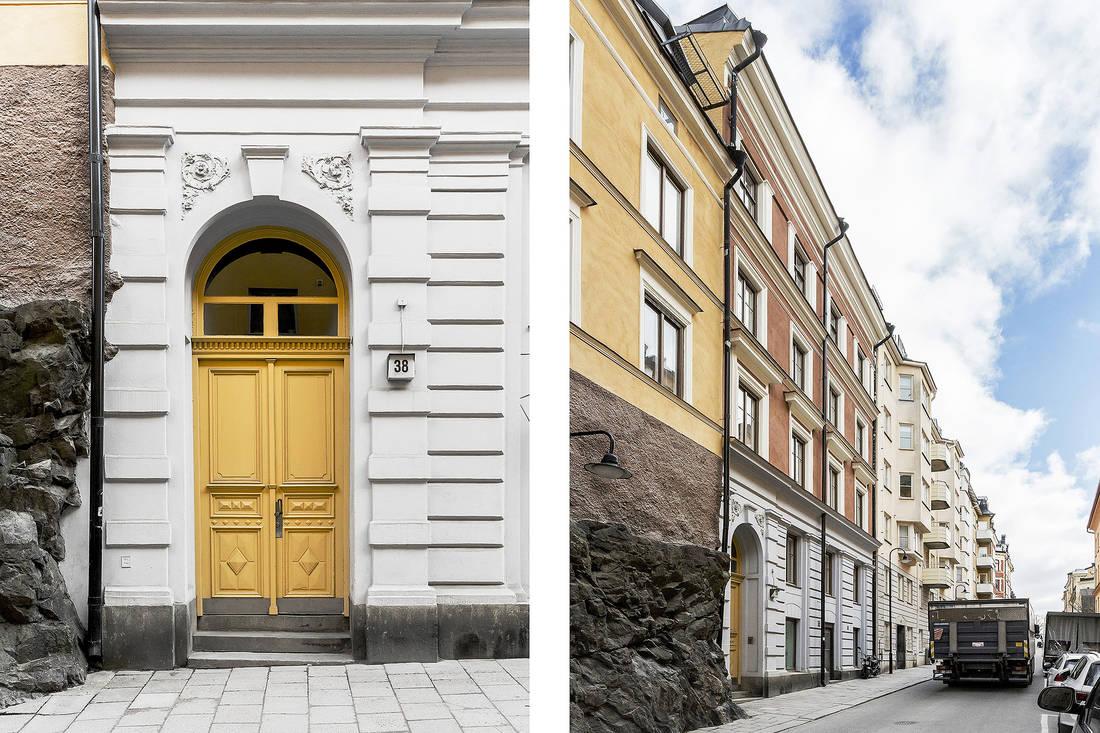 Brännkyrkagatan 38 Sztokholm