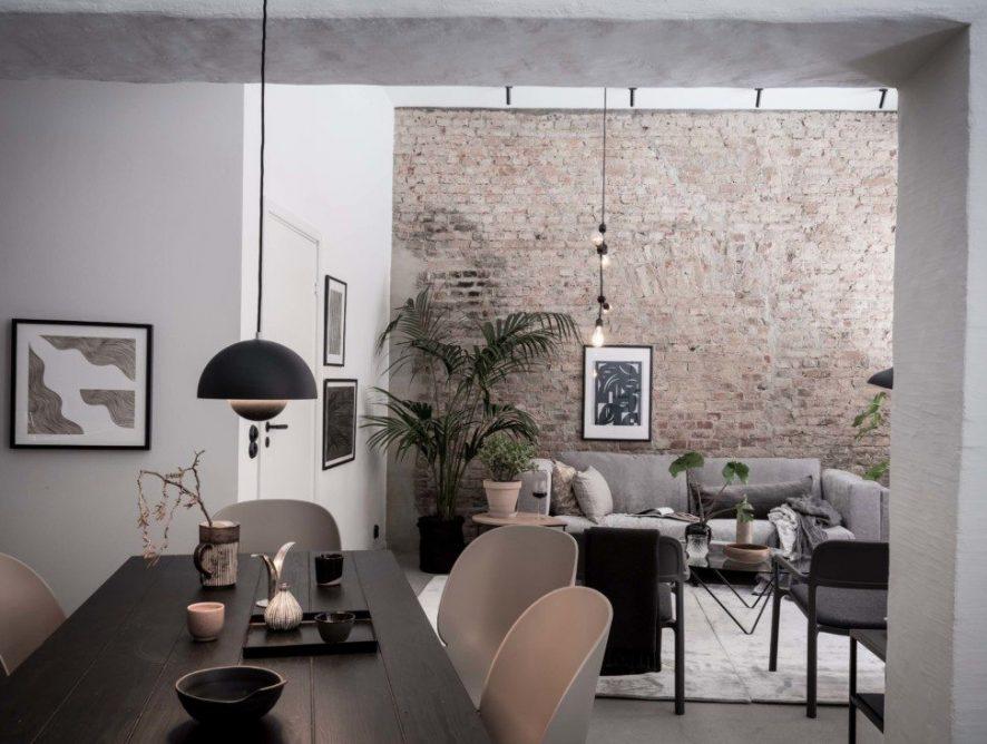 Mieszkanie dwupoziomowe z poddaszem i skosami