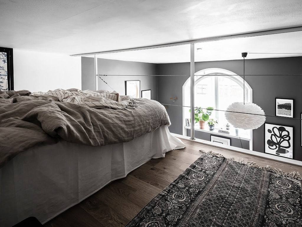 Antresola sypialniana