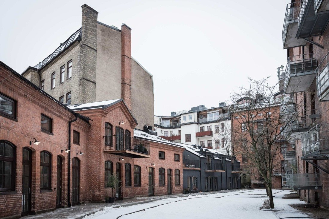 Industrialne budynki