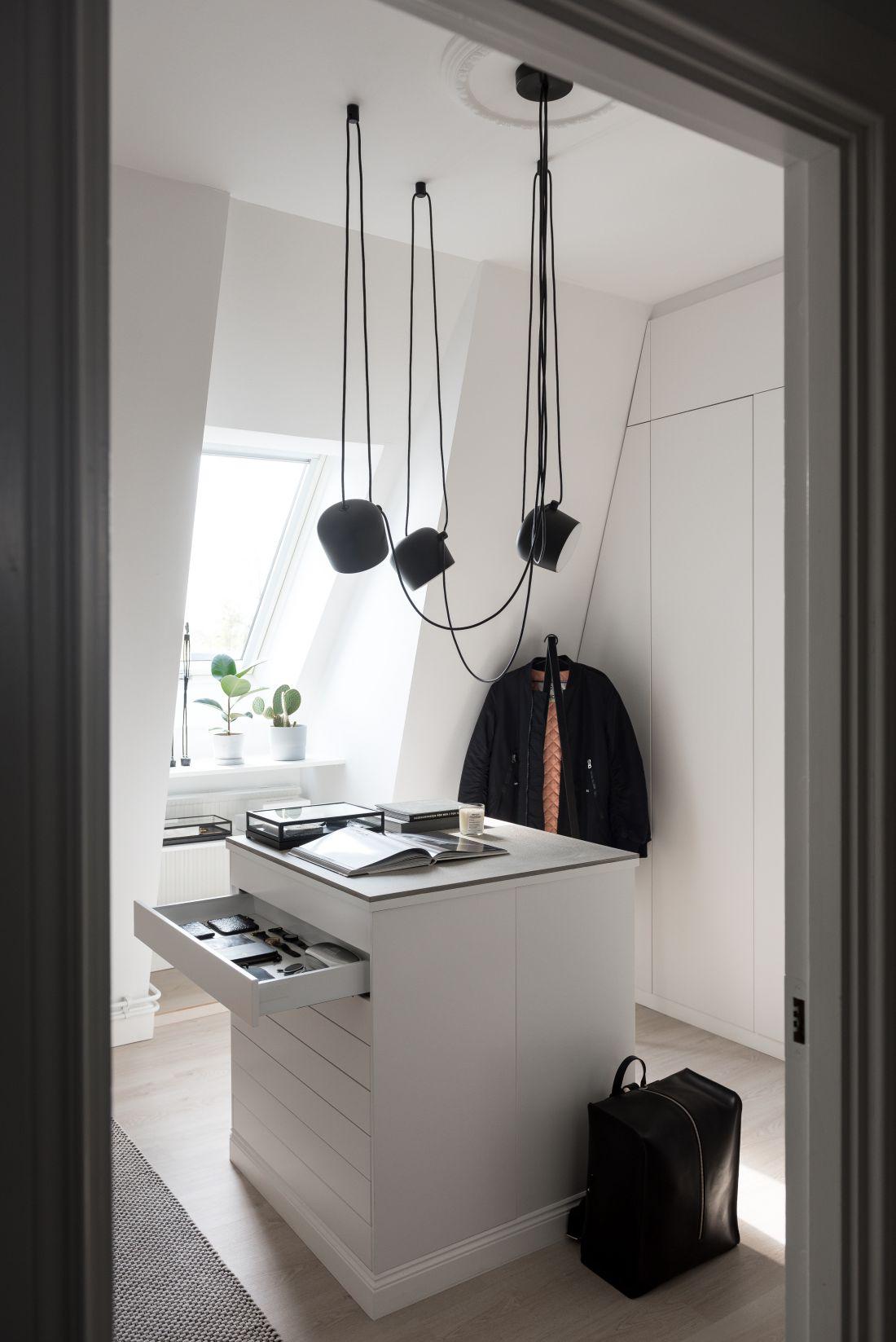 Garderoba w mieszkaniu