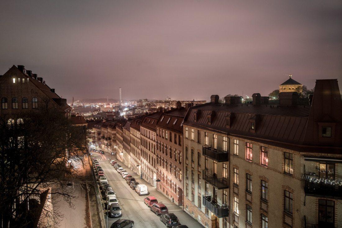 Architektura w Göteborgu