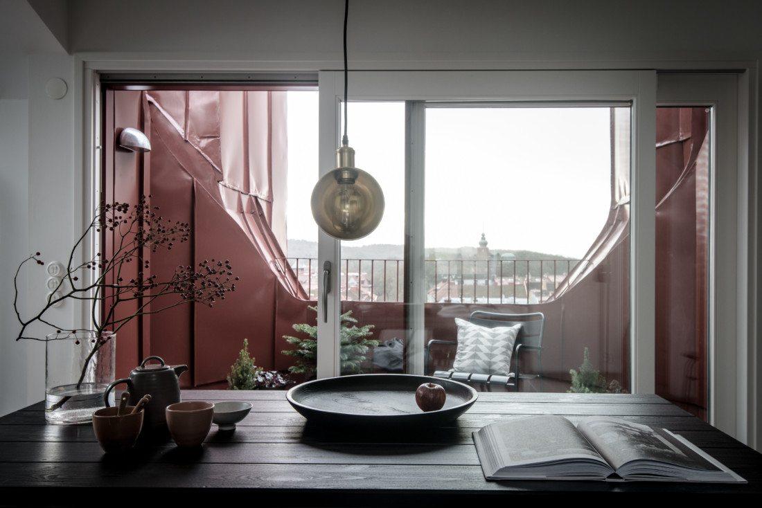 Mieszkanie z loggią