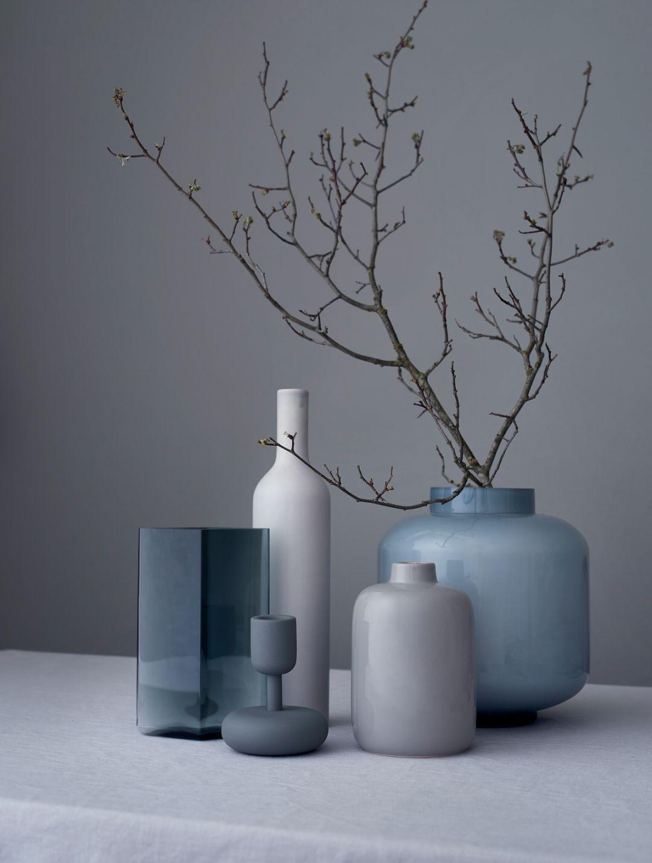 Wazony z ceramiki i szkła