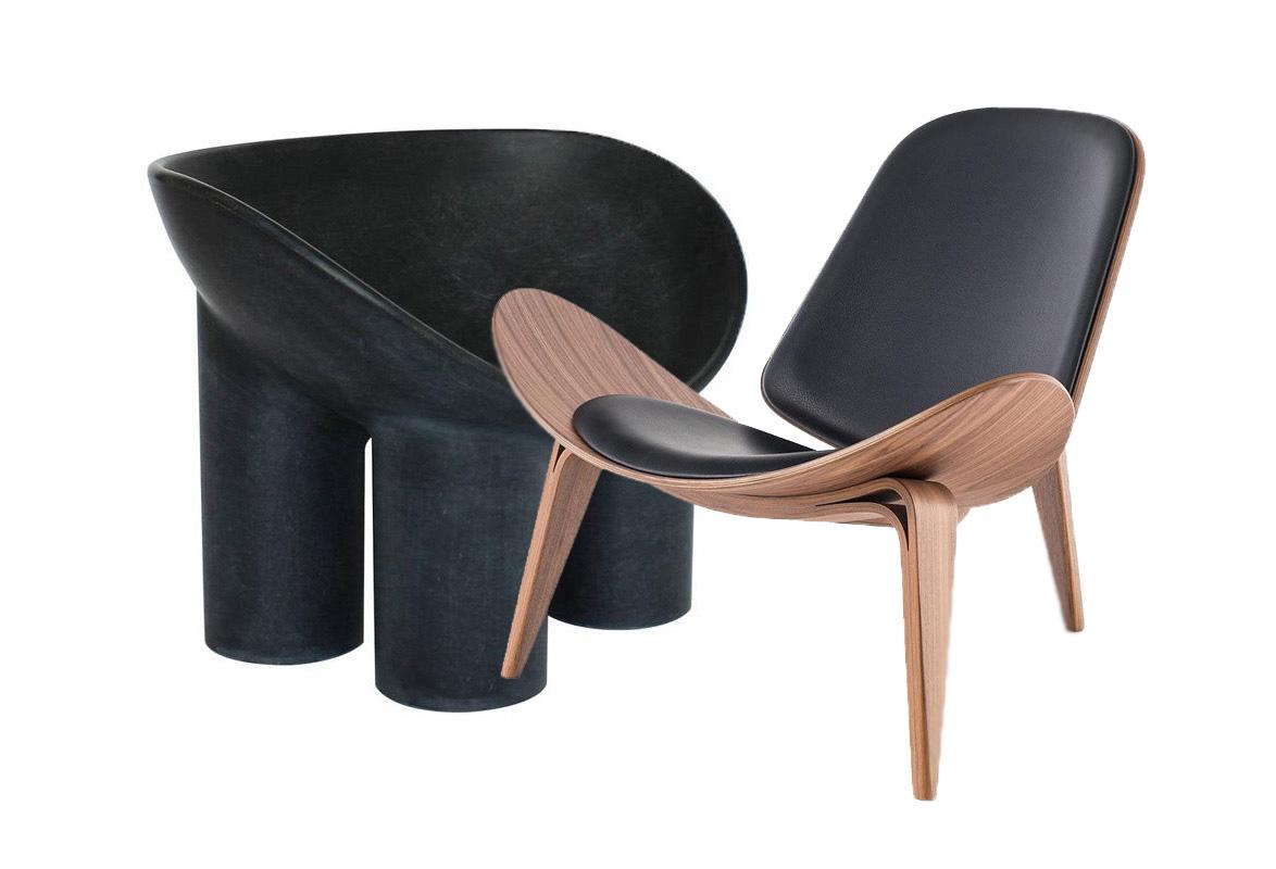 Designerskie fotele do salonu