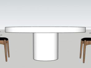 Jak dobrać wysokość stołu do jadalni – praktyczne wskazówki